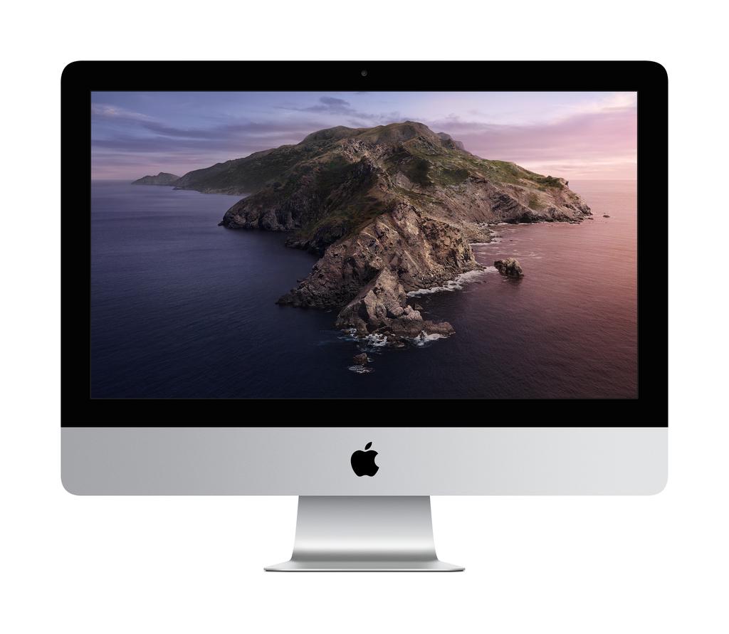Apple Apple 21.5-inch iMac with Retina 4K display: 3.6GHz quad-core 8th-generation Intel Core i3 processor, 8GB, 1TB, Radeon Pro 555X with 2GB of GDDR5 memory - Open Box