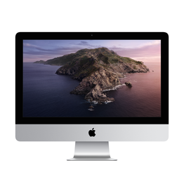 Apple 21.5-inch iMac: 2.3GHz dual-core Intel Core i5, 8GB, 1TB, Intel Iris Plus Graphics 640 - Open Box