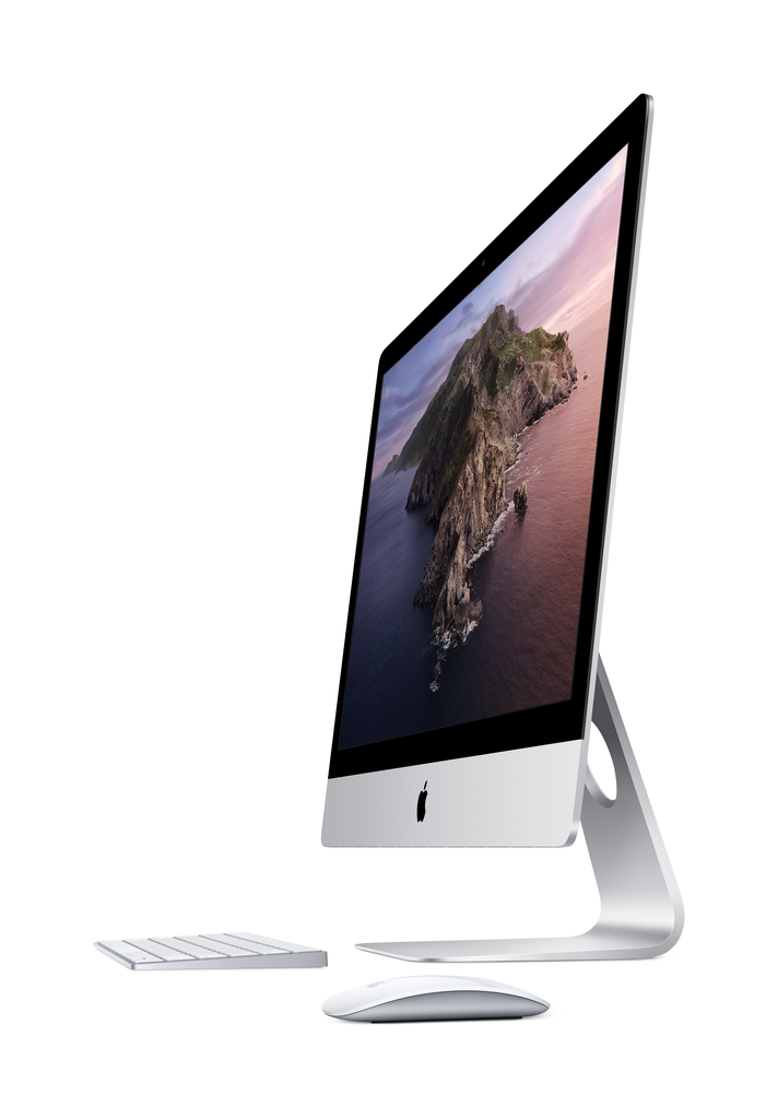 Apple Apple 27-inch iMac with Retina 5K display: 3.1GHz 6-core 8th-generation Intel Core i5 processor, 8GB, 1TB, Radeon Pro 575X with 4GB of GDDR5 memory (Open Box)
