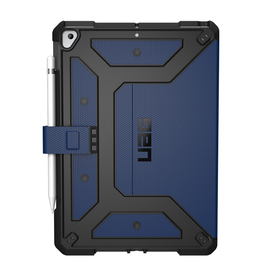 UAG UAG - Metropolis Rugged Case Cobalt (Blue) for iPad 10.2 2019
