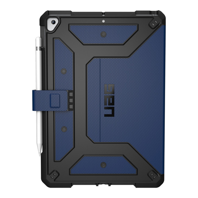 UAG UAG - Metropolis Rugged Case Cobalt (Blue) for iPad 10.2 2019
