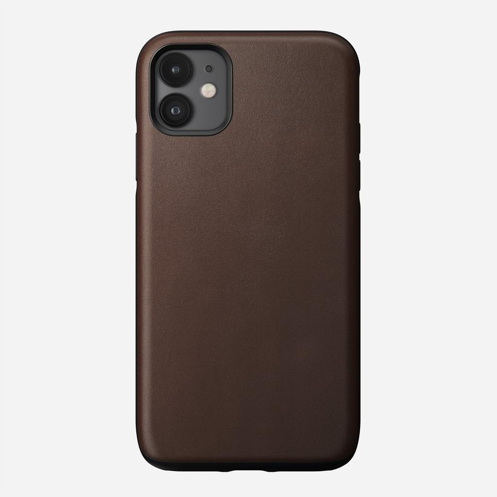 Nomad Nomad Active Rugged iPhone 11 Case - Brown