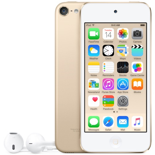 Apple Apple iPod Touch 6th Gen 128GB - Gold