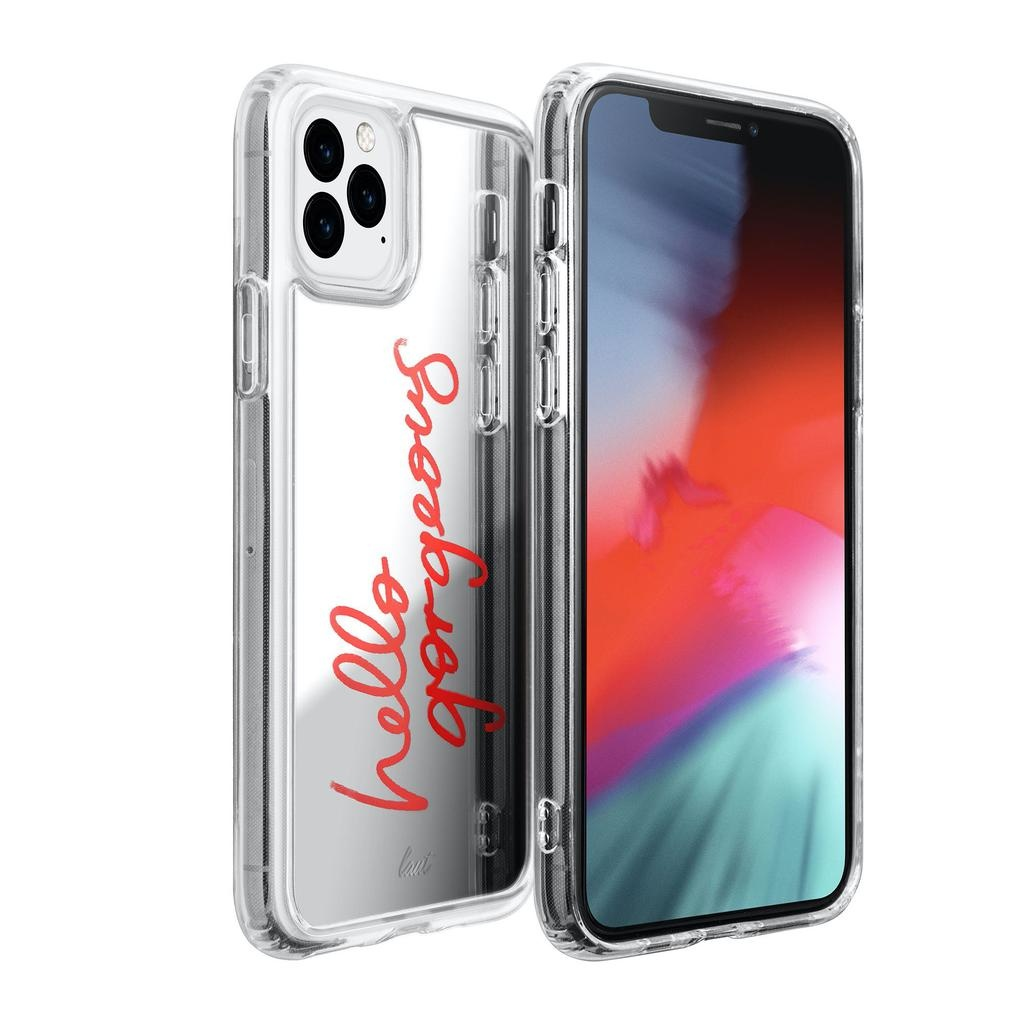 LAUT Mirror Case for iPhone 11 Pro Max - Hellow Gorgeous