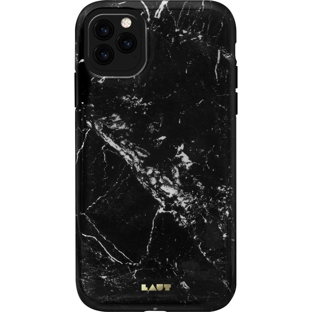 LAUT Huex Elements Case for iPhone 11 Pro Max - Black Marble