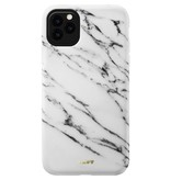 LAUT Huex Elements Case for iPhone 11 Pro Max - White Marble