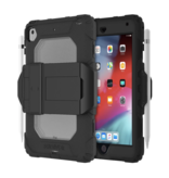 Griffin Survivor Airstrap 360 Protective Case Black for iPad Mini 5/Mini 4 - Black