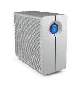 Lacie LaCie 8TB 2Big Quadra Desktop RAID USB 3.0 FW800 / FW400 7200rpm