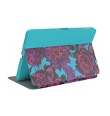 Speck Speck Balance Folio Print for 10.2-inch iPad - Floral / Blue