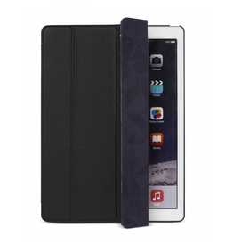 Decoded Leather Slim Folio for 12.9-inch iPad Pro - Black