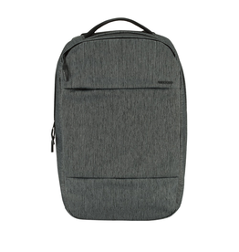 Incase City Compact Backpack - Heather Black Gunmetal Grey