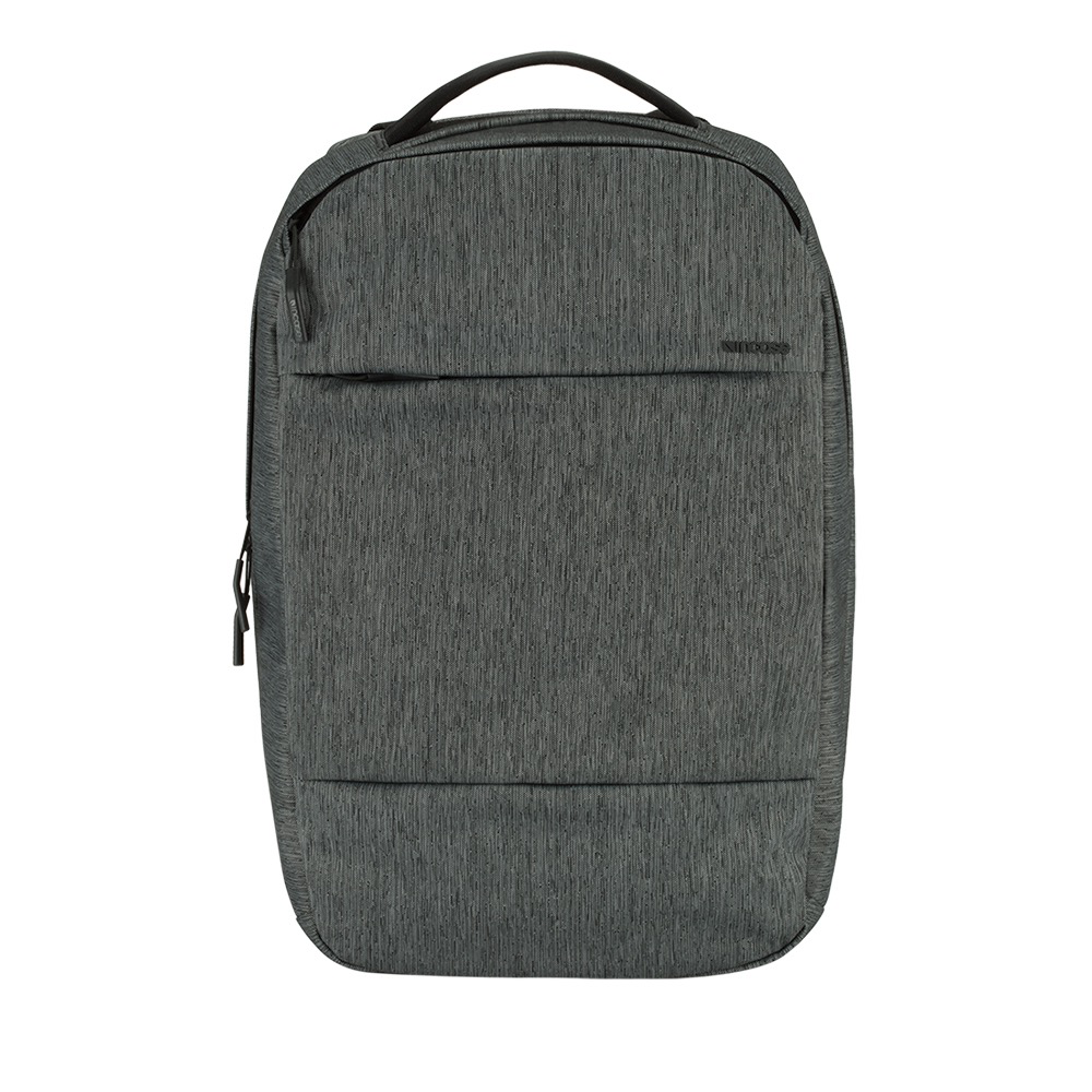 Incase City Compact Backpack - Heather Black Gunmetal Grey
