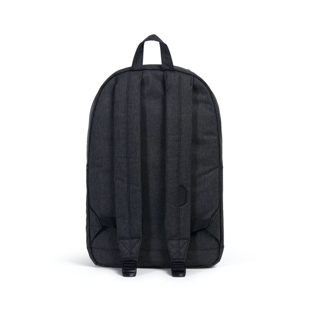 Herschel Supply Herschel Supply Pop Quiz BackPack - Black Crosshatch