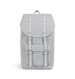 Herschel Supply Herschel Supply Little America BackPack - Light Grey Crosshatch