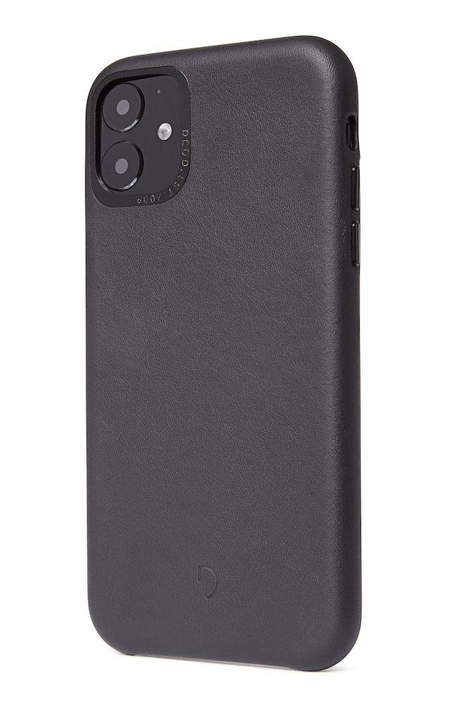 Decoded Back Cover for iPhone 11 - Black