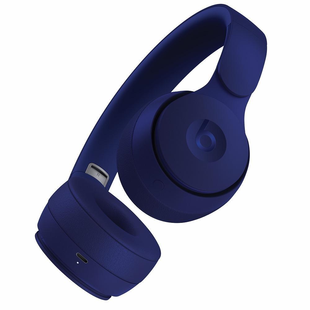 Beats Beats Solo Pro Wireless Noise Cancelling On-Ear Headphones  - Matte Dark Blue
