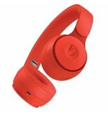 Beats Beats Solo Pro Wireless Noise Cancelling On-Ear Headphones  - Matte Red