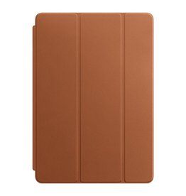 Apple Apple Leather Smart Cover for 12.9-inch iPad Pro (2nd Gen)- Saddle Brown