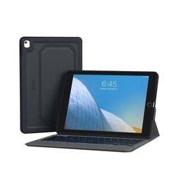 ZAGG Rugged Messenger- Keyboard for Apple iPad 10.2 - Black