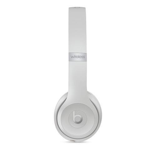 Beats Beats Solo3 Wireless On-Ear Headphones - MatteSilver