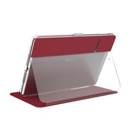 Speck Speck Balance Folio Clear for 10.2-inch iPad - Red / Clear