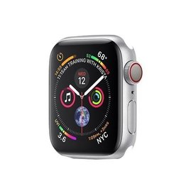 Apple Apple Watch Series 4 GPS + Cellular, 44mm Silver Aluminum Case Only (Demo)