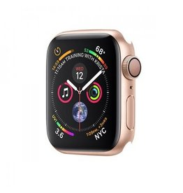 Apple AppleWatch Series4 GPS+Cellular, 40mm Gold Aluminum Case Only (Demo)