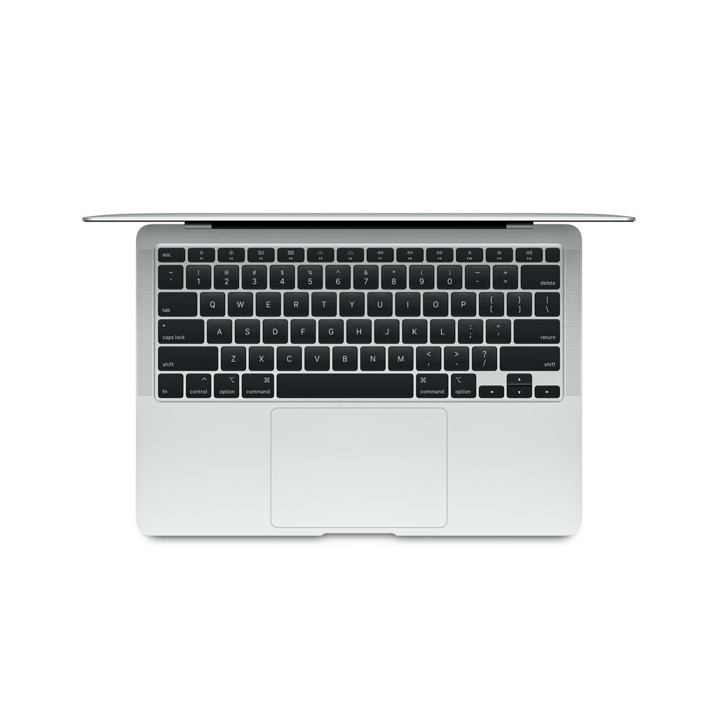 Apple NEW 13-inch MacBook Air: 1.1GHz quad-core 10th-gen i5, 8GB, 512GB - Silver