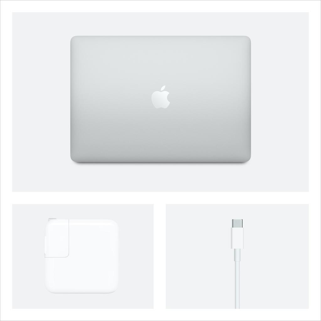 Apple 13-inch MacBook Air: 1.1GHz quad-core 10th-gen i5, 8GB, 512GB - Silver