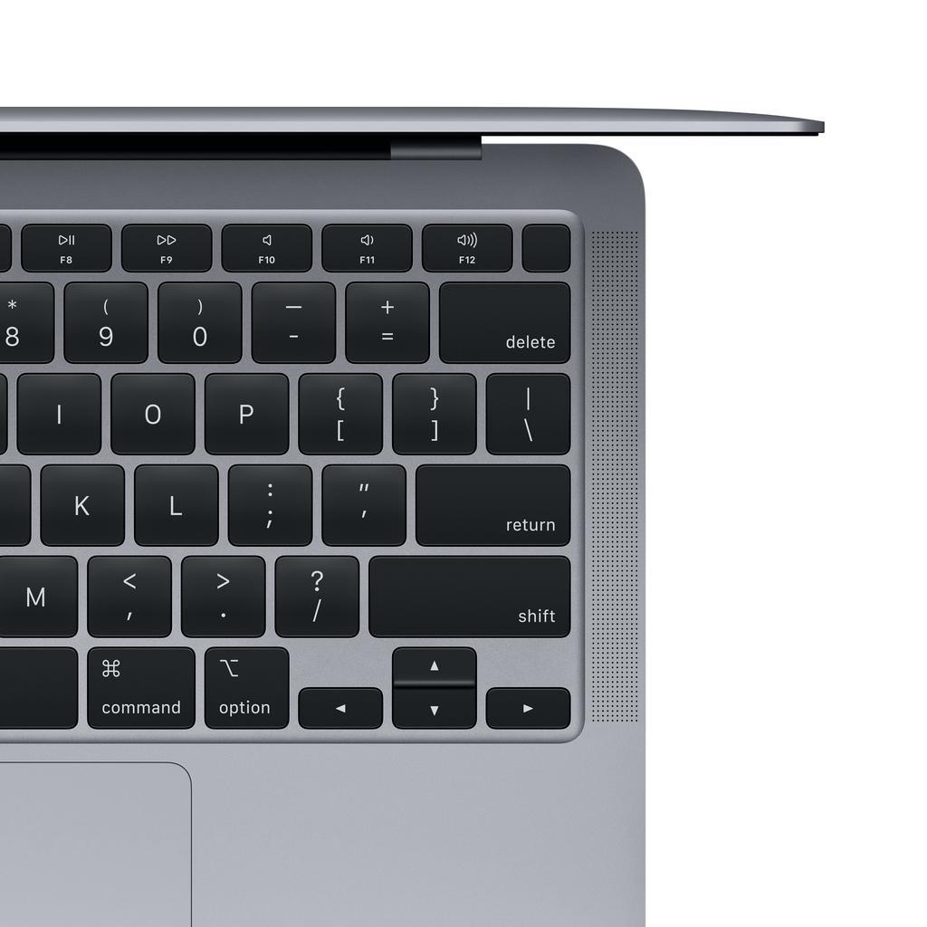 Apple NEW 13-inch MacBook Air: 1.1GHz quad-core 10th-gen i5 , 8GB, 512GB - Space Grey