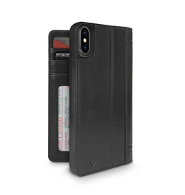 Twelve South Twelve South Journal for iPhone X  - Black