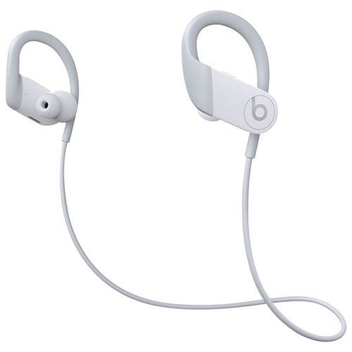 Beats Powerbeats High-Performance Wireless Earphones - White