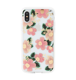 Sonix Sonix  Clear Coat Case for iPhone XS Max - Southern Floral