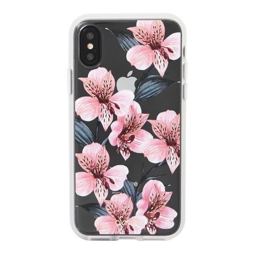 Sonix Sonix  Clear Coat Case for iPhone XS Max - Tiger Lily