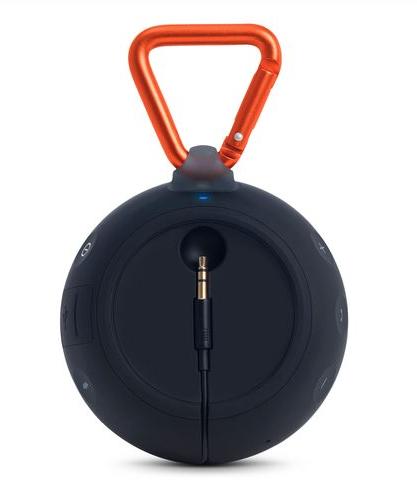 JBL JBL Clip2 Bluetooth Speaker - Black