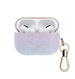 kate spade new york kate spade Flexible Case for Airpod Pros - Ombre Glitter