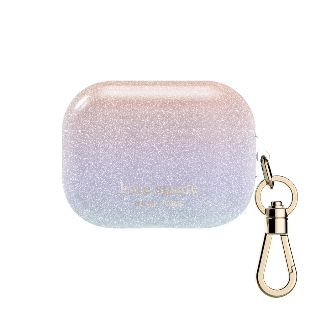 kate spade new york kate spade Flexible Case for Airpod Pros - Ombre Glitter