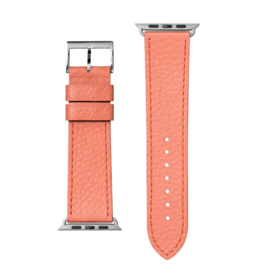 LAUT 40mm/38mm Milano Strap for Apple Watch - Coral