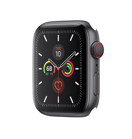Apple Apple Watch Series 5 GPS + Cel, 44mm Space Grey Aluminum Case Only (Demo)