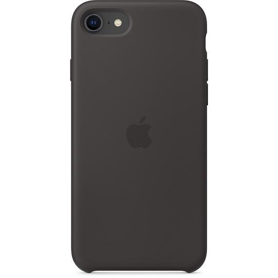 Apple Apple iPhone SE Silicone Case - Black