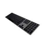 Matias USB Wired Aluminum Keyboard for Mac - Space Grey