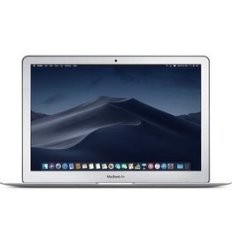 USED - 13-inch MacBook Air: 1.8GHz dual-core Intel Core i5, 8GB, 128GB, Intel HD Graphics 6000