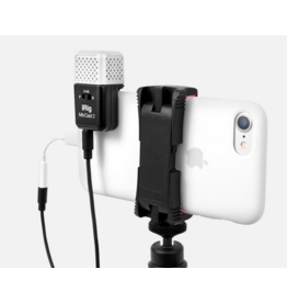 iRig Mic Cast 2 podcasting mic for smartphones and tablets