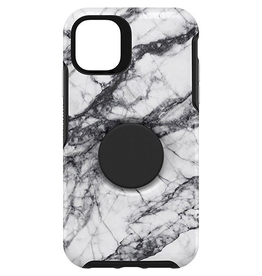 Otterbox Otterbox + Pop Symmetry for iPhone 11 - White Marble