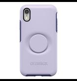 Otterbox Otterbox + Pop Symmetry iPhone XR - Lilac Dusk