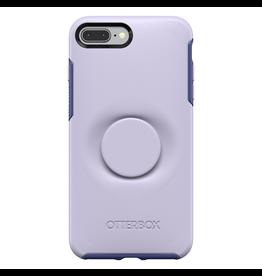 Otterbox Otterbox + Pop Symmetry iPhone 8+/7+ - Lilac Dusk