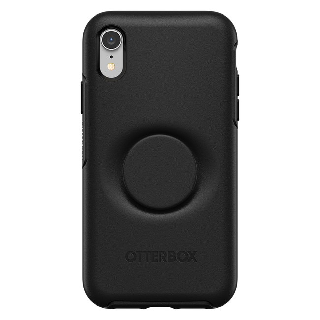 Otterbox Otterbox + Pop Symmetry iPhone XR - Black