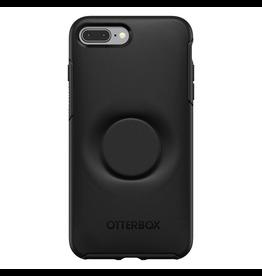 Otterbox Otterbox + Pop Symmetry iPhone 8+/7+ - Black