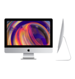 Apple Apple 21.5-inch iMac with Retina 4K display: 3.0GHz 6-core 8th-generation Intel Core i5 processor, 8GB, Radeon Pro 560X with 4GB of GDDR5 memory, 1TB Fusion Drive, Magic Mouse 2, Magic Keyboard with Numeric Keypad