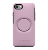 Otterbox Otterbox + Pop Symmetry iPhone SE 2020 8/7 - Mauve